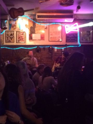 Ain't nothing but a blues bar